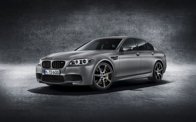 BMW M prezintă cel mai puternic BMW M5 din istoria modelului