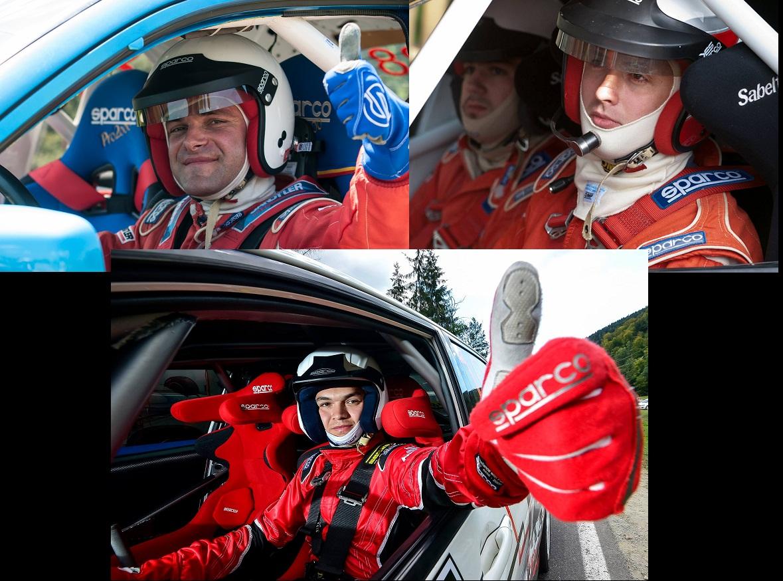 Rally Dream Team lupta pentru pozitia de campioana si in sezonul 2014