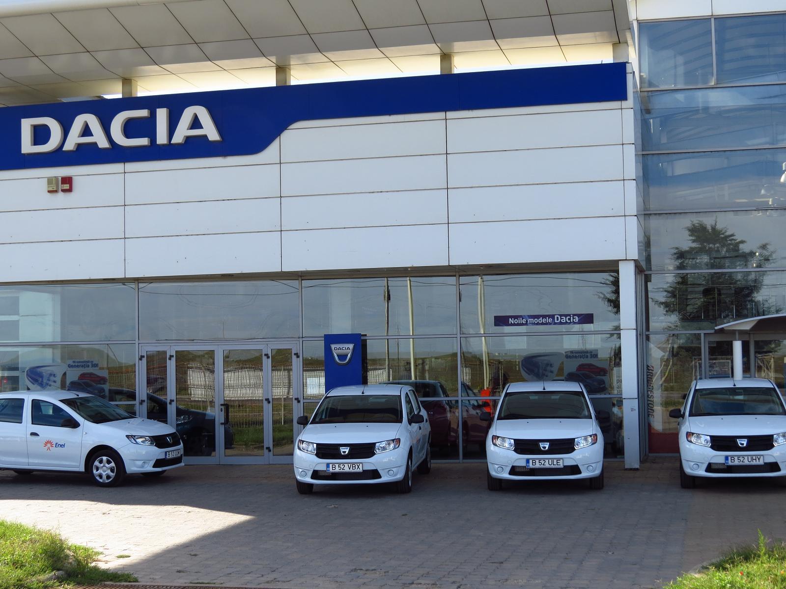 Renault şi Dacia, de 15 ani împreună
