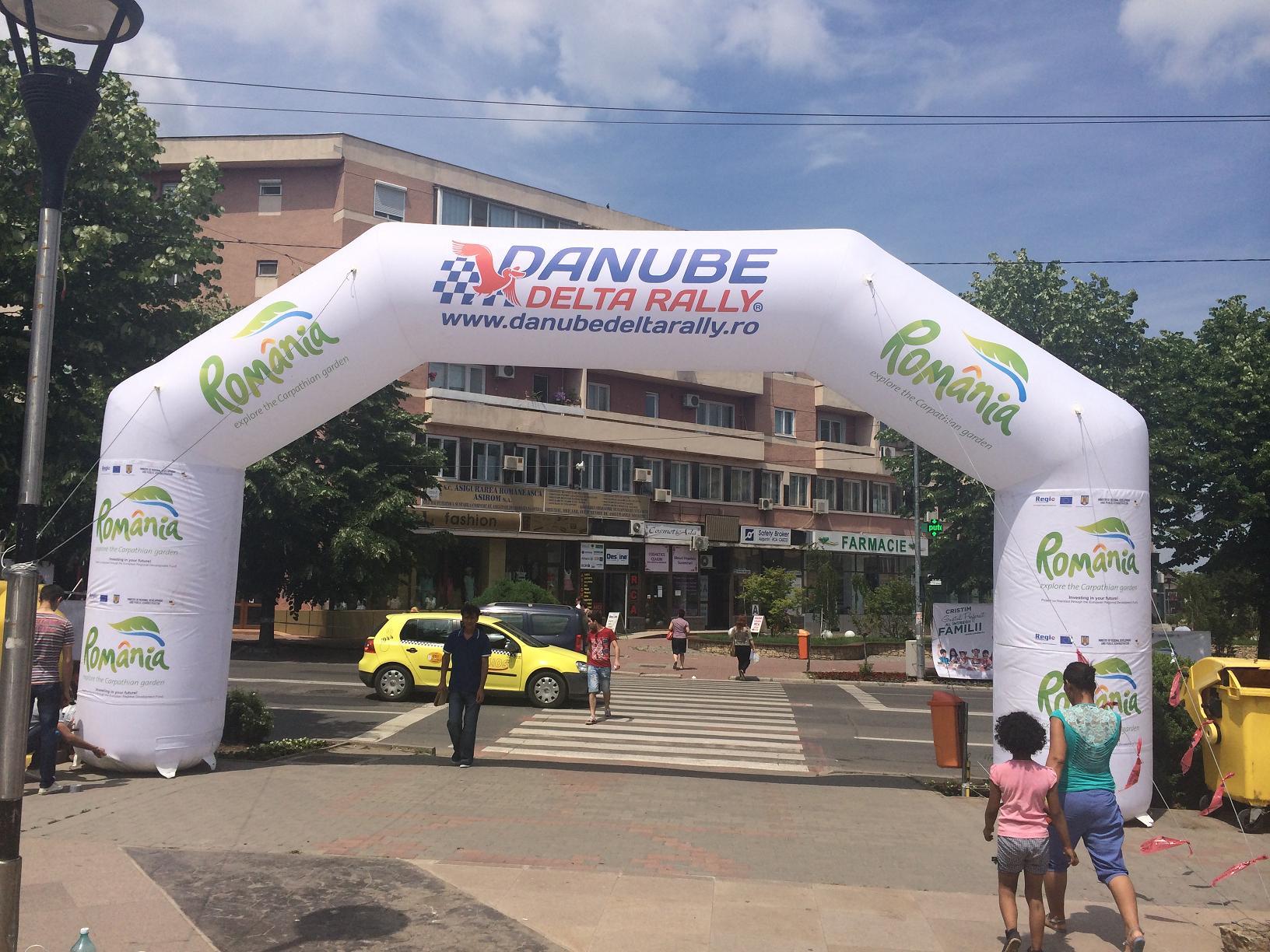 Danube Delta Rally ®: ultimele pregatiri  inainte de start