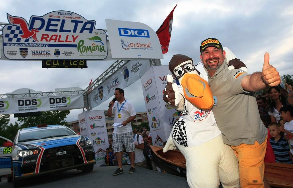 Danube Delta Rally ® 2014, au început să se tureze motoarele