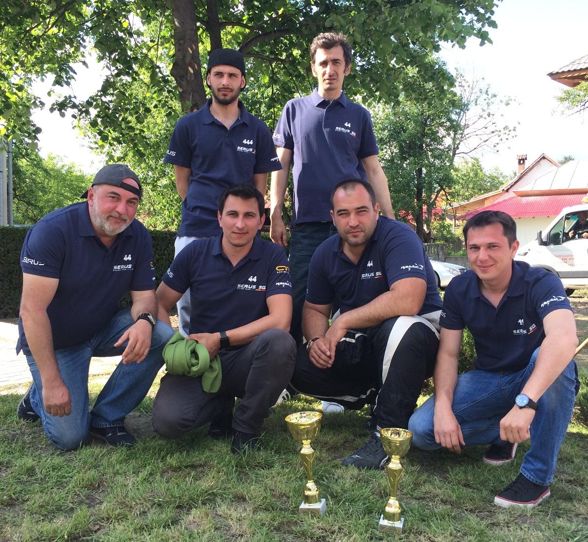 Cupa Gorjului: debut cu doua podiumuri pentru Serus SG Racing Team