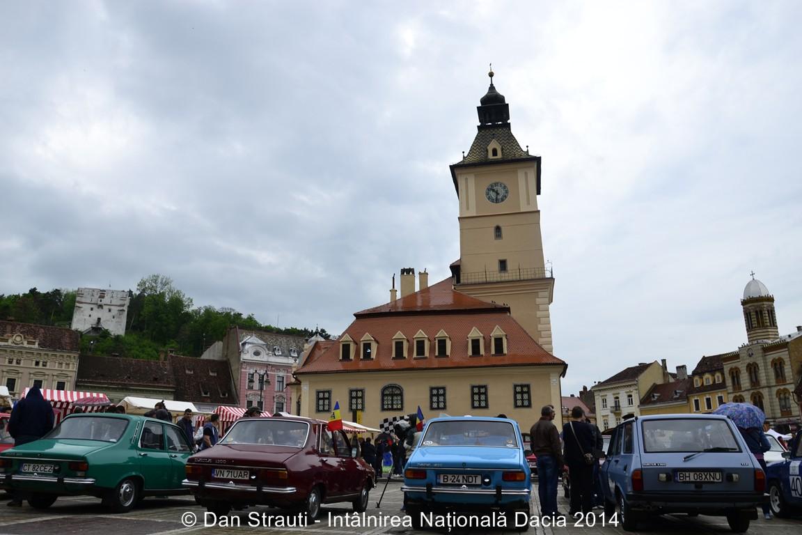 Intalnirea Nationala Dacia Clasic 2014