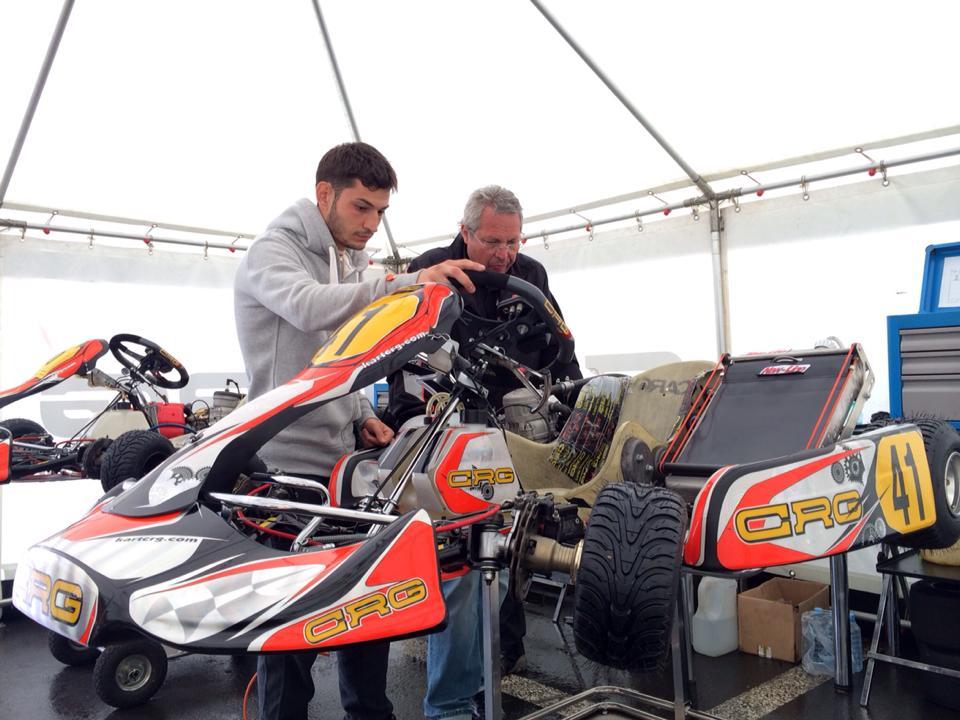 """Interviu cu Matei Mihăescu: """"Fuziunea FRAS cu FRK ar ajuta mult kartingul"""""""