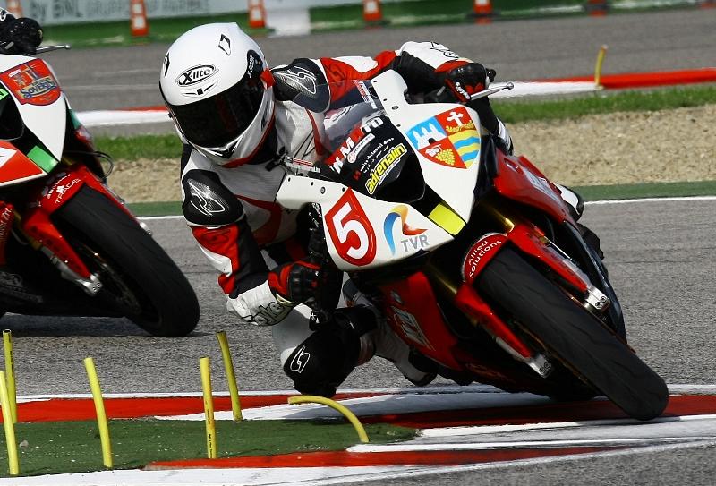 Robert Mureşan, locul 8 in cursa Superstock 1000 de la Imola