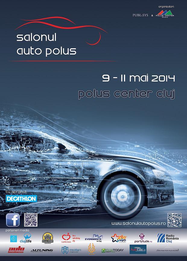 Salonul Auto Polus îşi deschide porţile la Polus Center Cluj