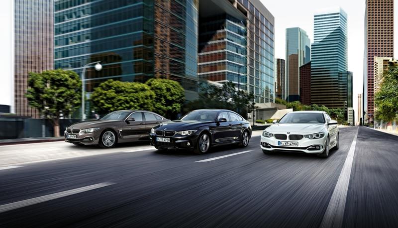 BMW Seria 4 Gran Coupé, pregătit pentru debutul în România