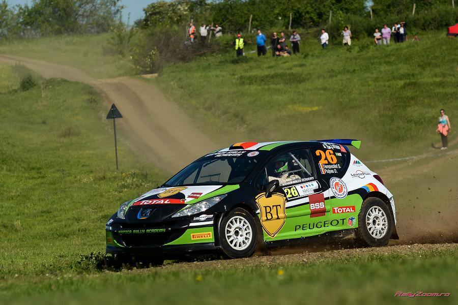 Napoca Rally Academy va contribui la spectacolul din Danube Delta Rally 2014