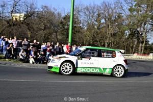 Dan Girtofan -  Adrian Berghea Tess Rally Romtelecom 2014