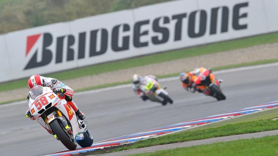 Bridgestone și-a anunțat retragerea din MotoGP