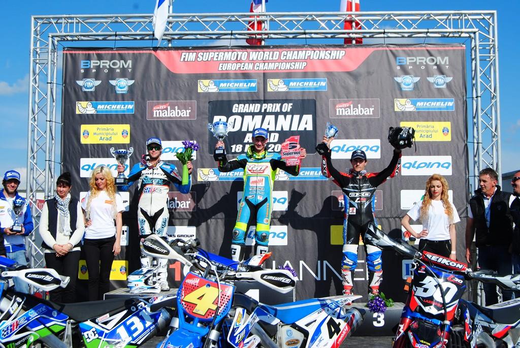 Campionatul Mondial de Supermoto – Marele Premiu al Romaniei