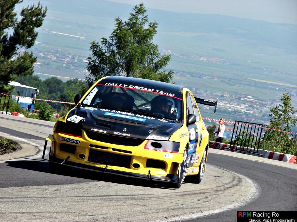 Rally Dream Team multumeste publicului de la Brasov!