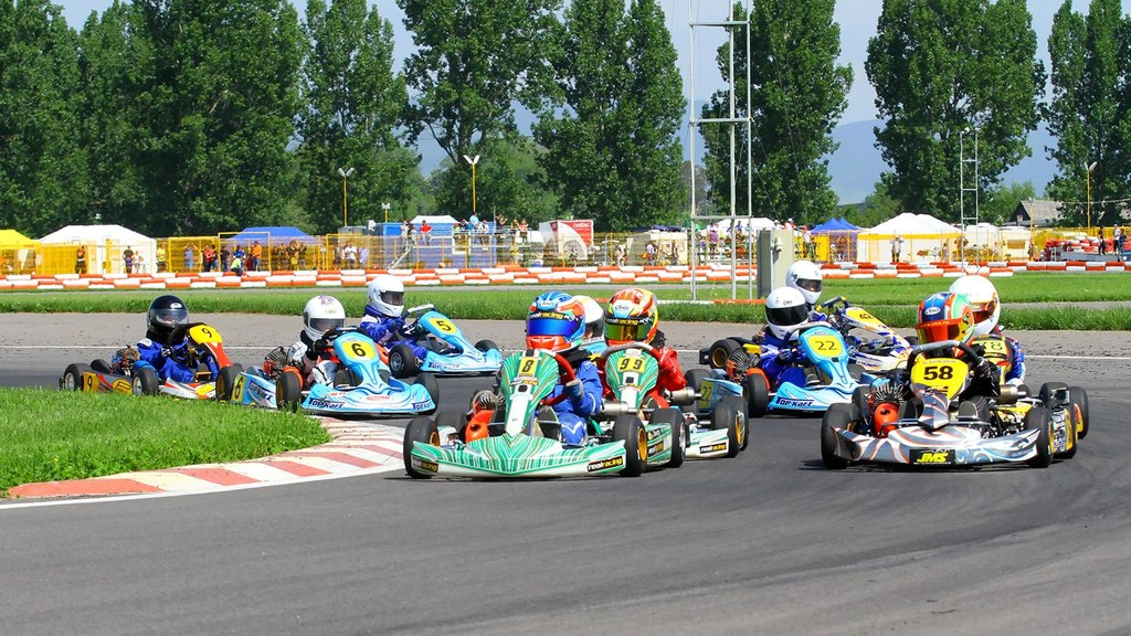 Actiunea continua pe circuitul Speed Park