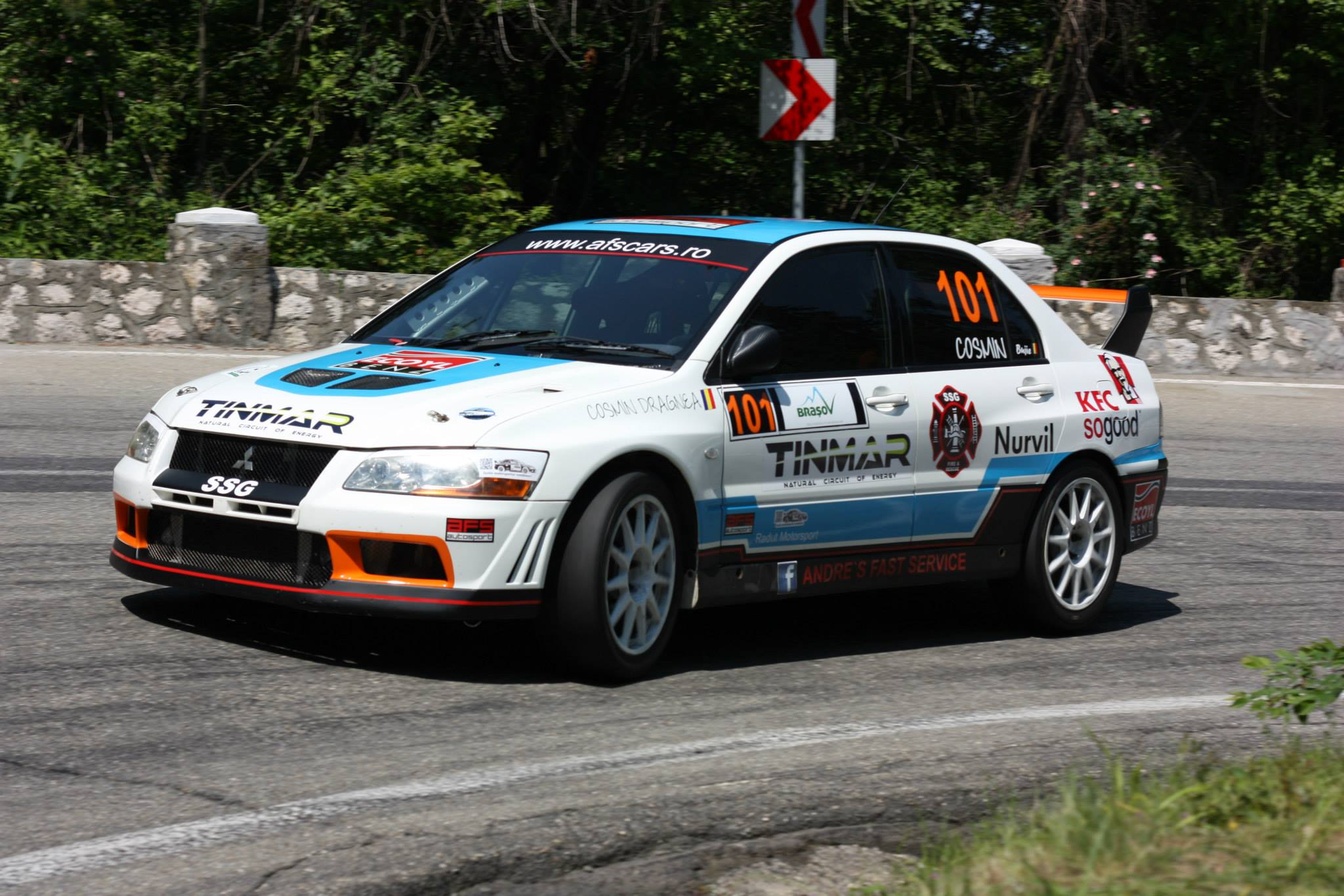 Q&A: Cosmin Dragnea, Campion National Hillclimb 2013 Grupa A