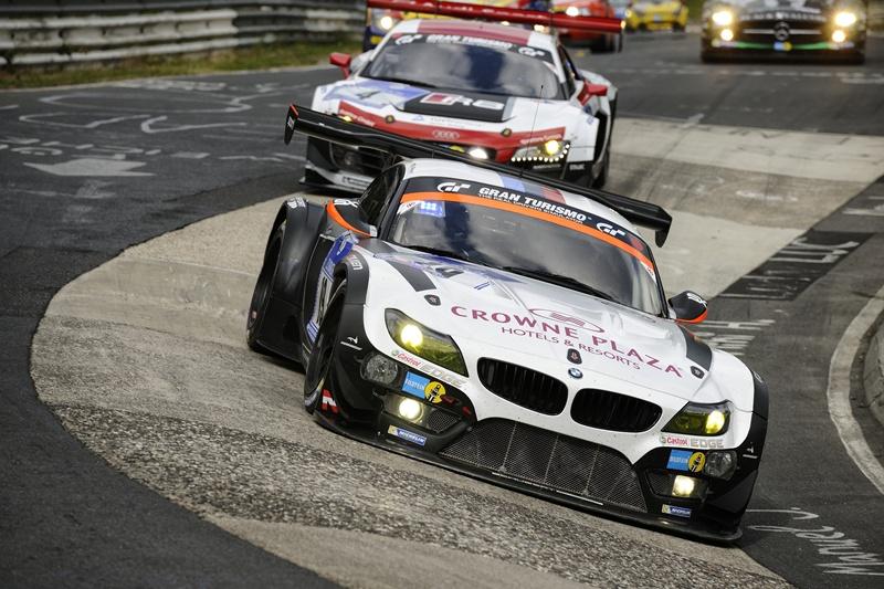 Nordschleife – Două modele BMW Z4 GT3 în Top 10