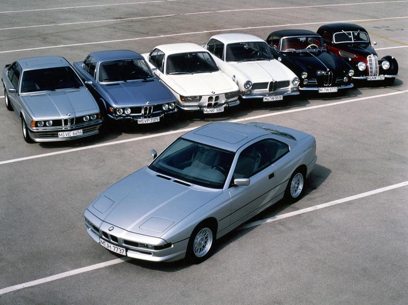 Atracţie atemporală: 25 de ani de BMW Seria 8