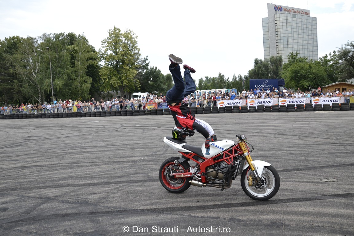 Bucharest Wheels Arena 2014, un eveniment ce nu trebuie ratat