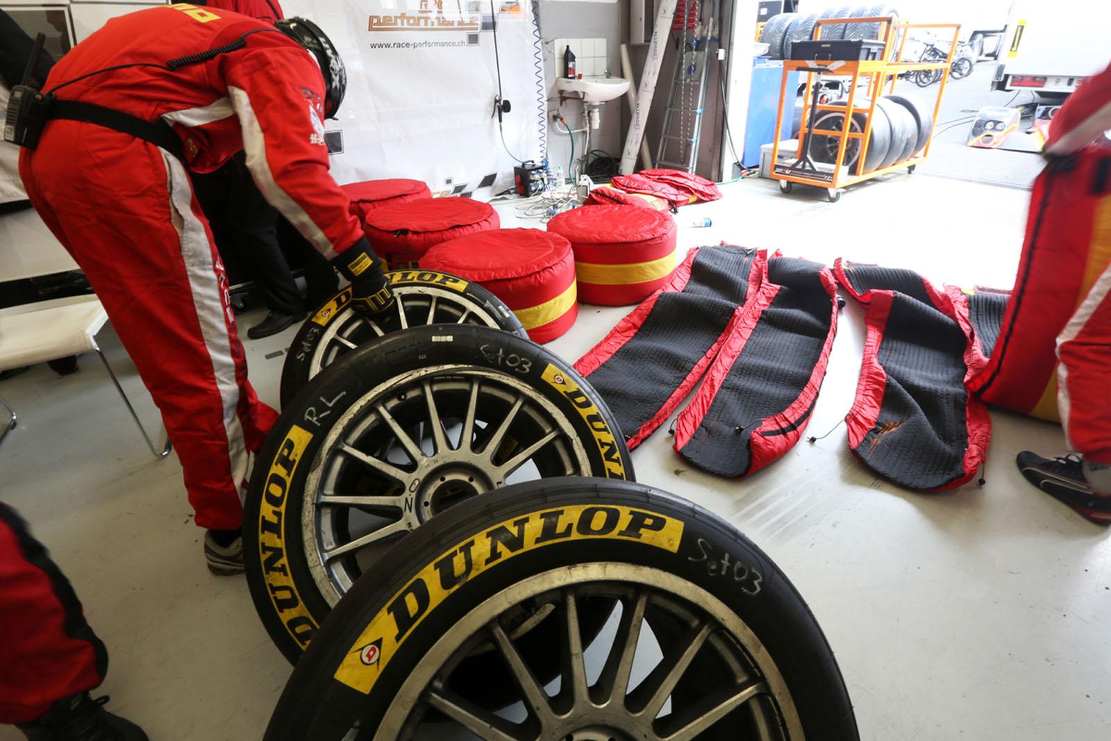 DUNLOP, pregatit pentru cursa de 24 de ore de la Le Mans