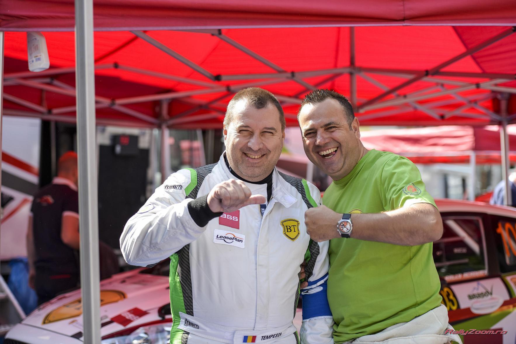 Transilvania Rally: cursa de casa pentru Napoca Rally Academy