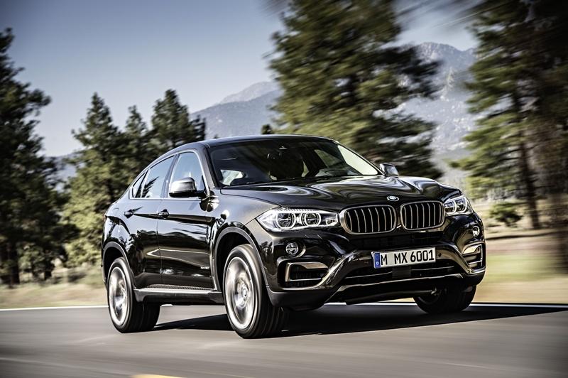 Noul BMW X6, eleganţa sportivă şi performanţe remarcabile