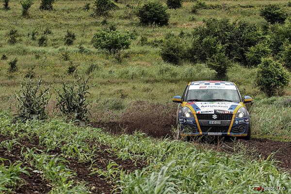 Transilvania Rally : Sebastian Gioarsa vrea victoria acasa
