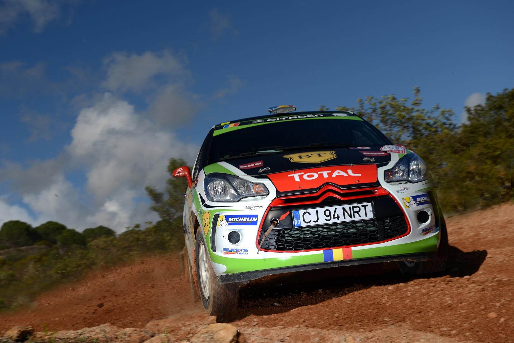 WRC: Simone Tempestini e pregatit sa infrunte juniorii din Raliul Poloniei