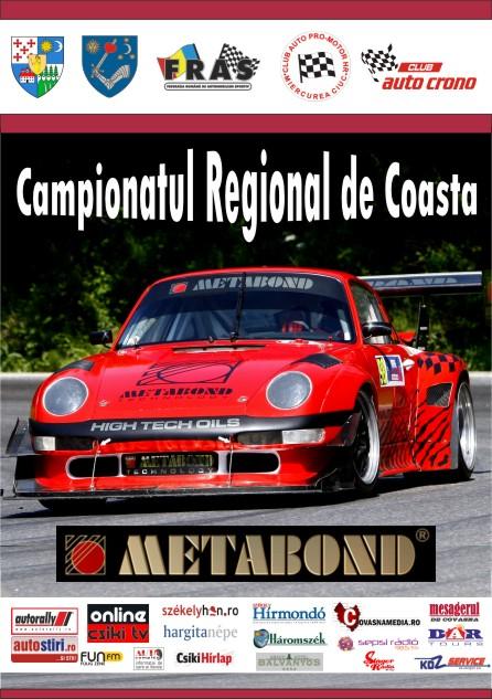 Campionatul Regional de Coasta METABOND – Balvanyos -Lacul Sf. Ana