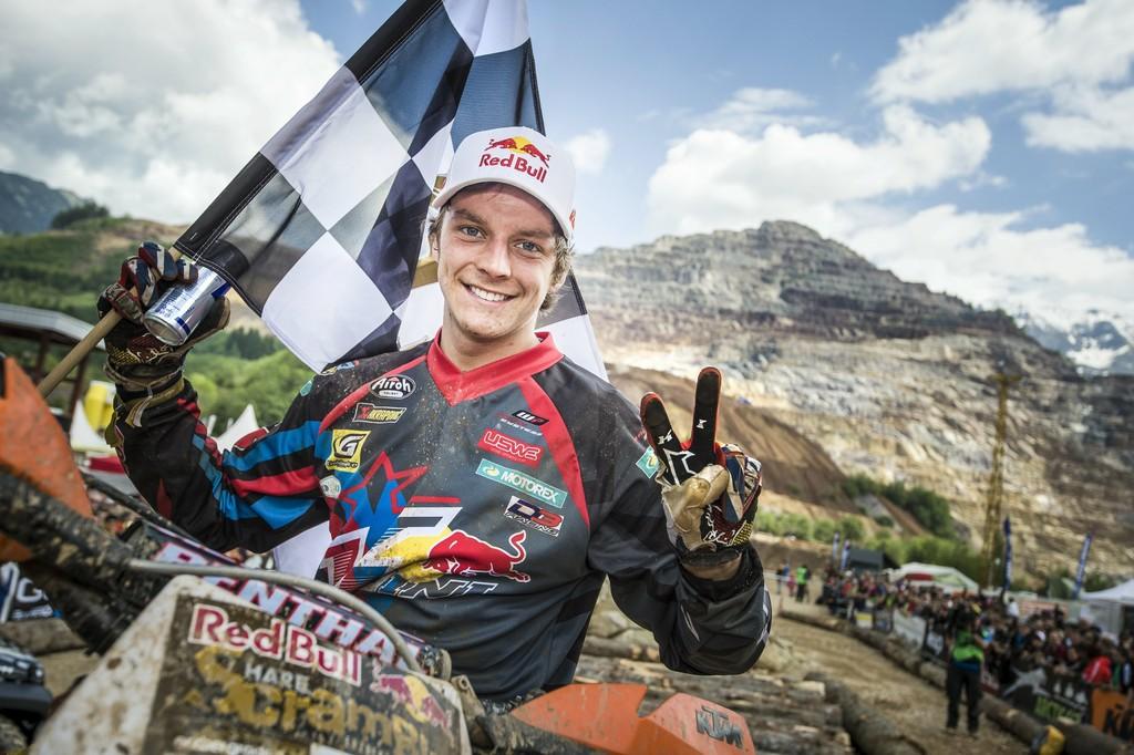 Erzberg XX – finish. HEPN 2014 – start