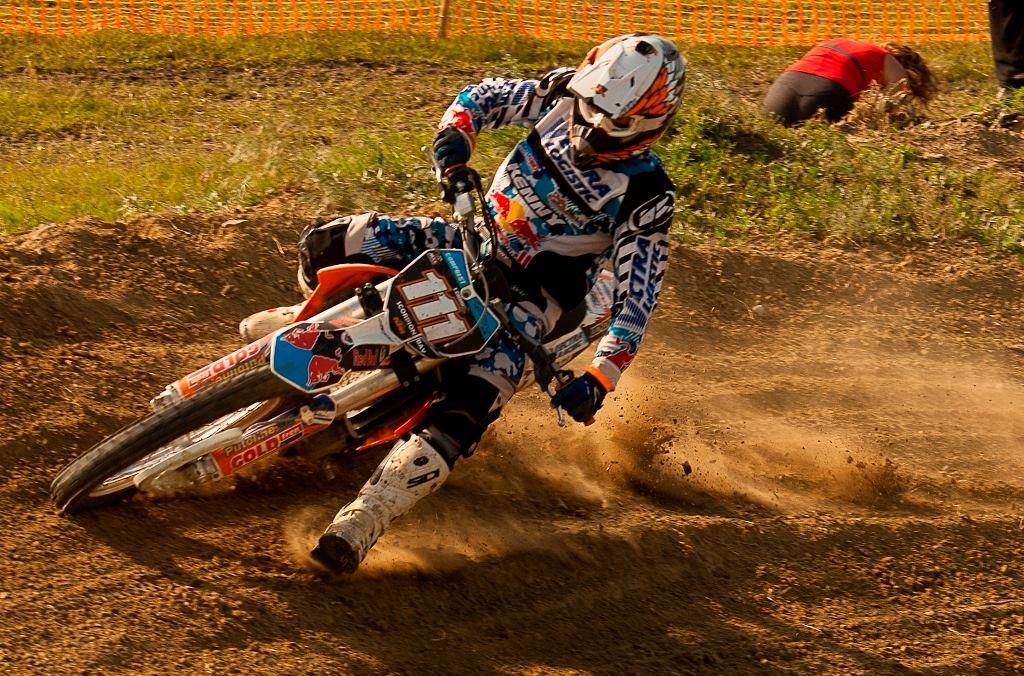 Motocross european la Buzau