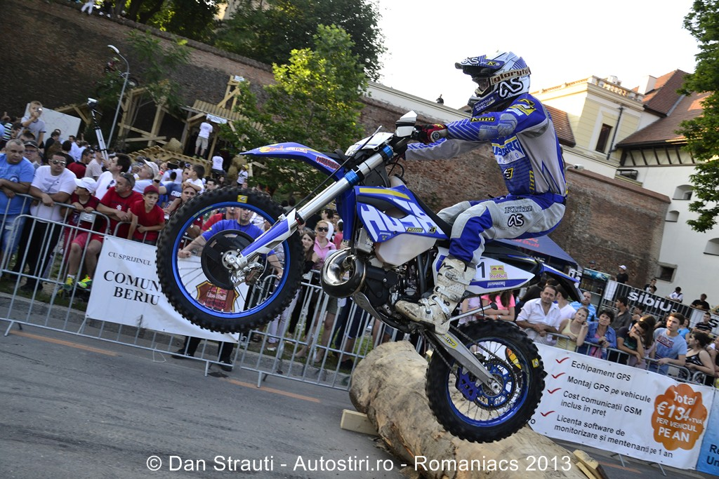 Avancronica Red Bull Romaniacs 2014
