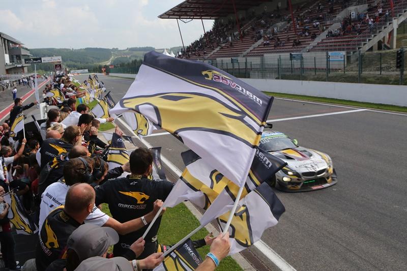 BMW Sports Trophy Team Marc VDS, locul al doilea după un final dramatic