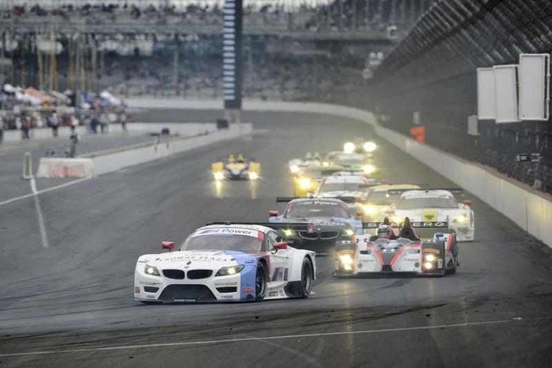 Brickyard Grand Prix: BMW Team RLL a ocupat locurile al şaselea şi al şaptelea