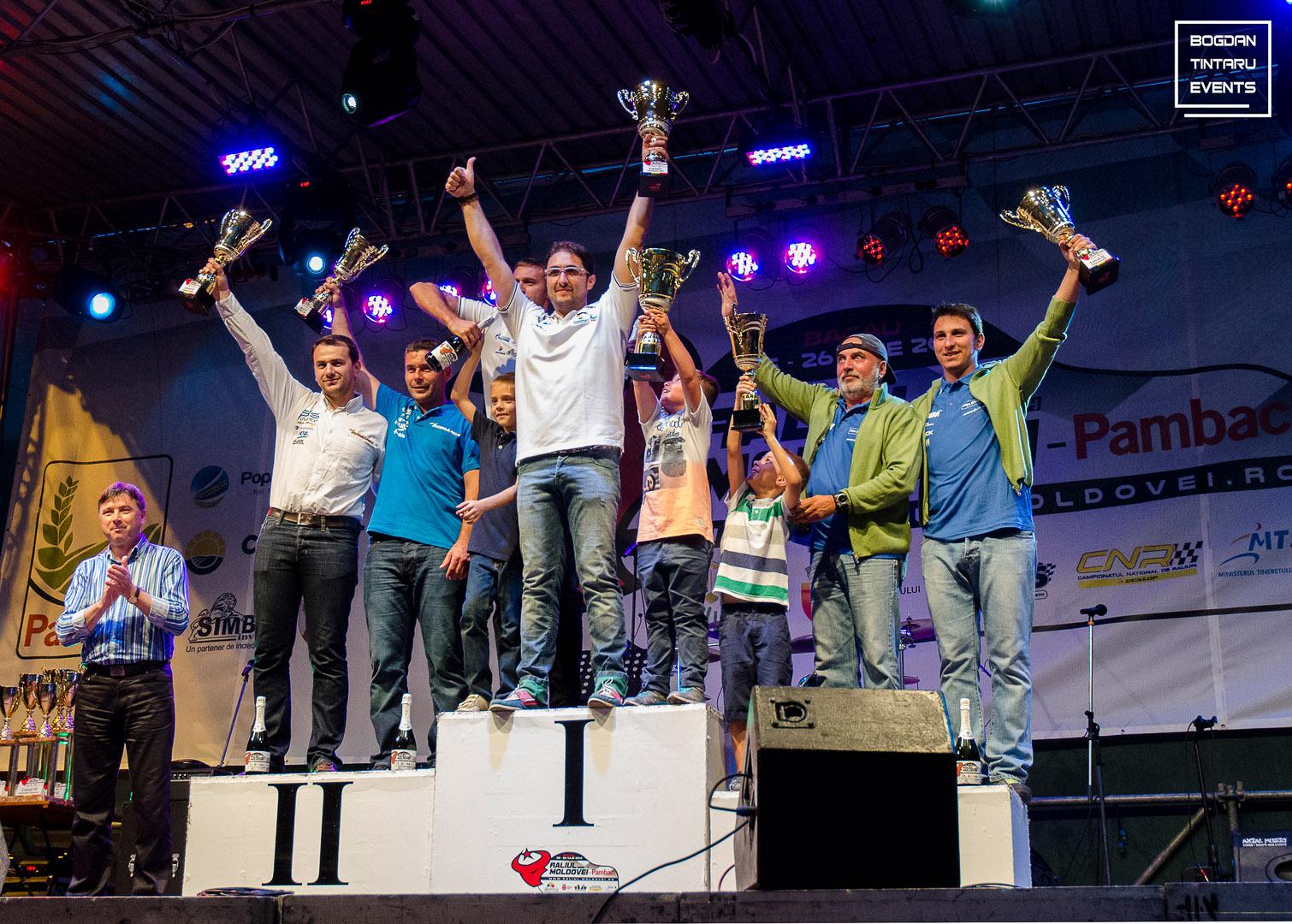 Adrian Raspopa si Catalin Grigoriu, campioni nationali in fata propriilor fani