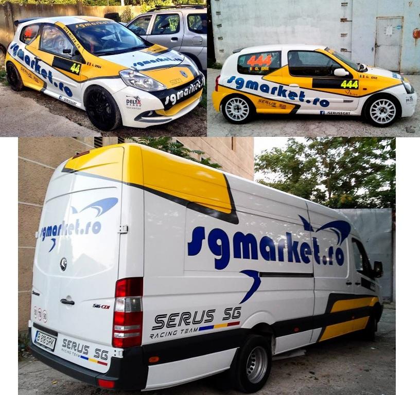 Cupa Resita : SERUS SG Racing Team vine in haine noi
