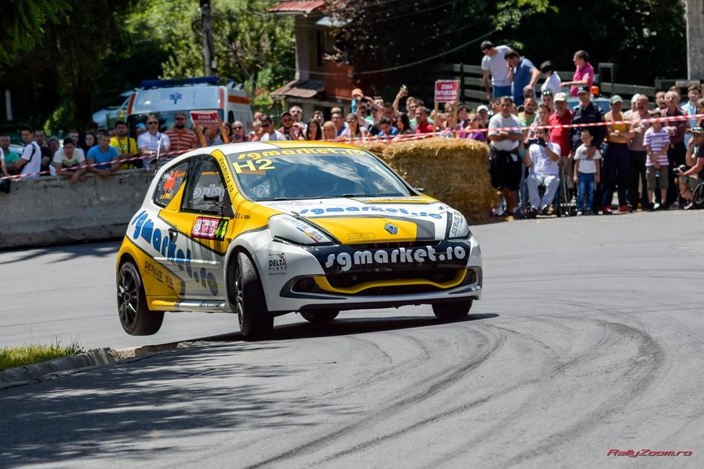 SERUS SG Racing Team a dedicat fanilor podiumurile de la Sinaia
