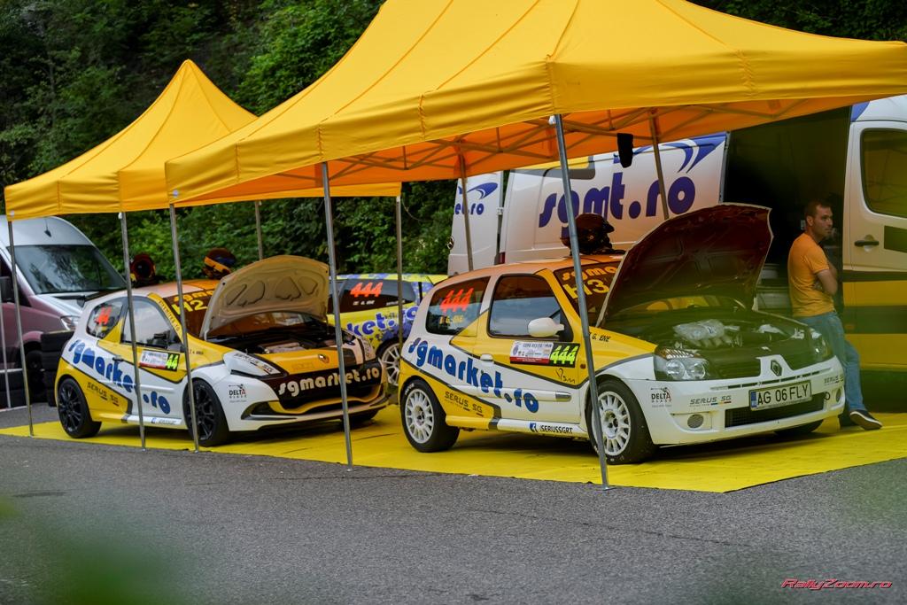 Trofeul Sinaia, o etapa speciala pentru SERUS SG Racing Team