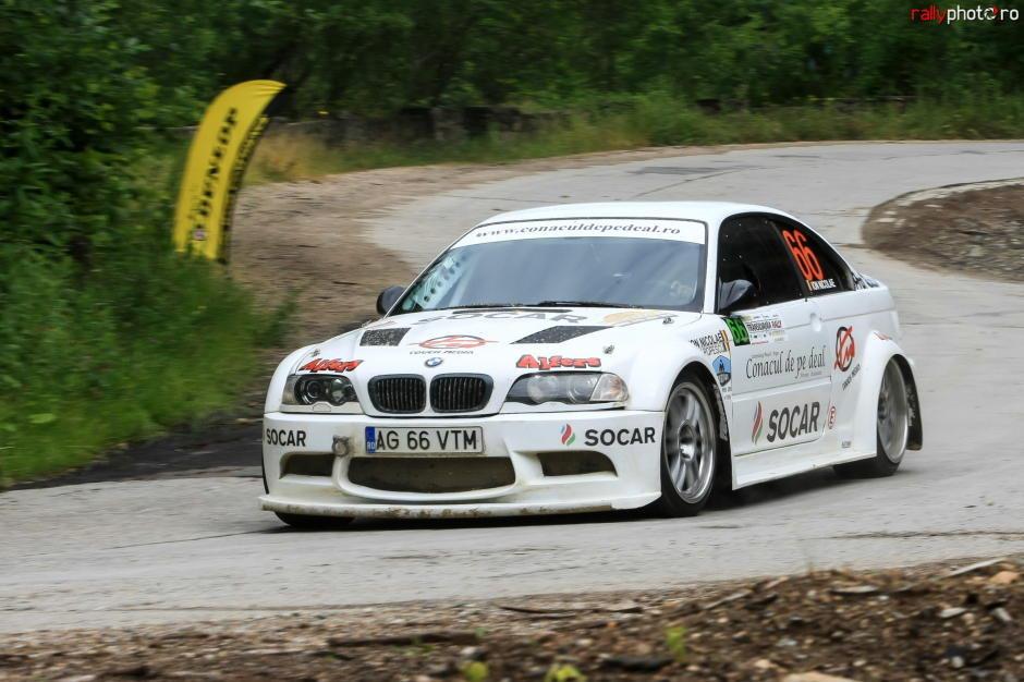 Pilotul Ion Nicolae si povestea unui BMW M3