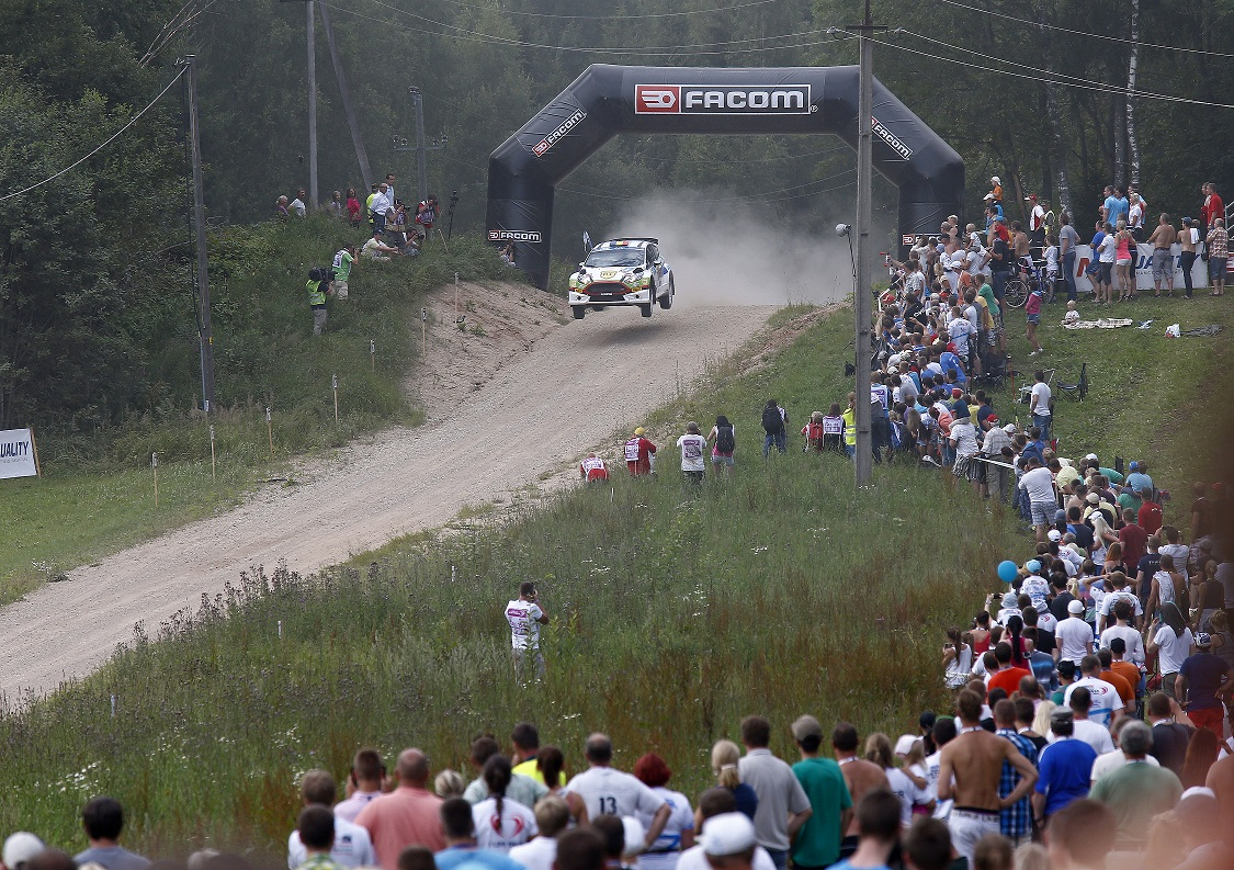 Napoca Rally Academy , obiective atinse în Raliul Estoniei