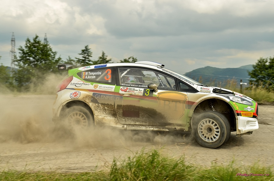 Ghinion, iesiri in decor, dar si evolutii excelente ale juniorilor NRA in super rally