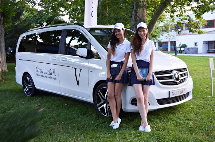Mercedes-Benz România, partener al Turneului WTA Bucharest Open