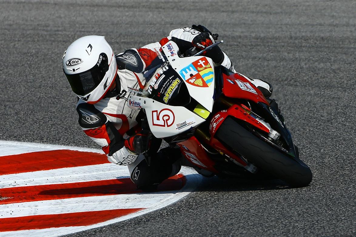 Robert Muresan pe circuitul Algarve