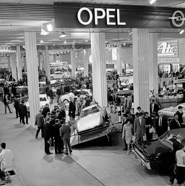 50 de ani de inovaţie: Studioul de Design Opel