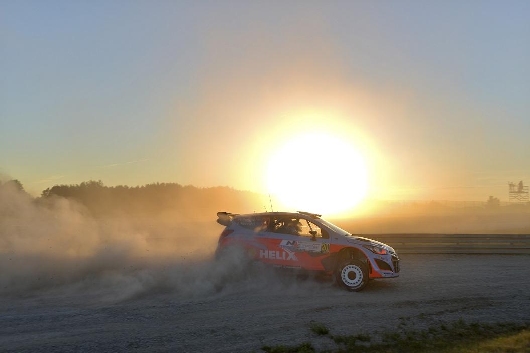 Hyundai Shell World Rally va lua startul in Raliul Finlandei