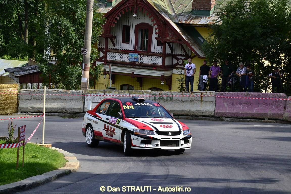 Szene Raul si Botez Sorin participa la etapa din Glasbach Rennen
