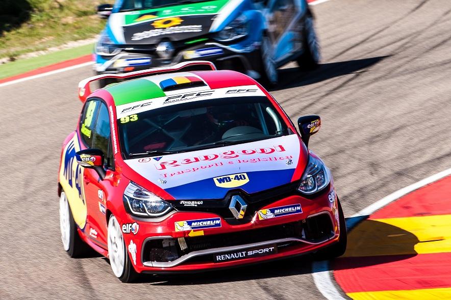 Eurocup Clio: Salvatore Arcarese continuă lupta pentru puncte la Nürburgring