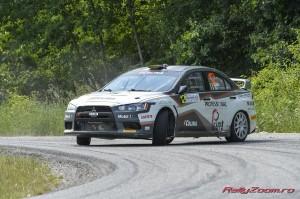 Sebastian Barbu - Sergiu Itu - Mitsubishi Lancer EVO X R4