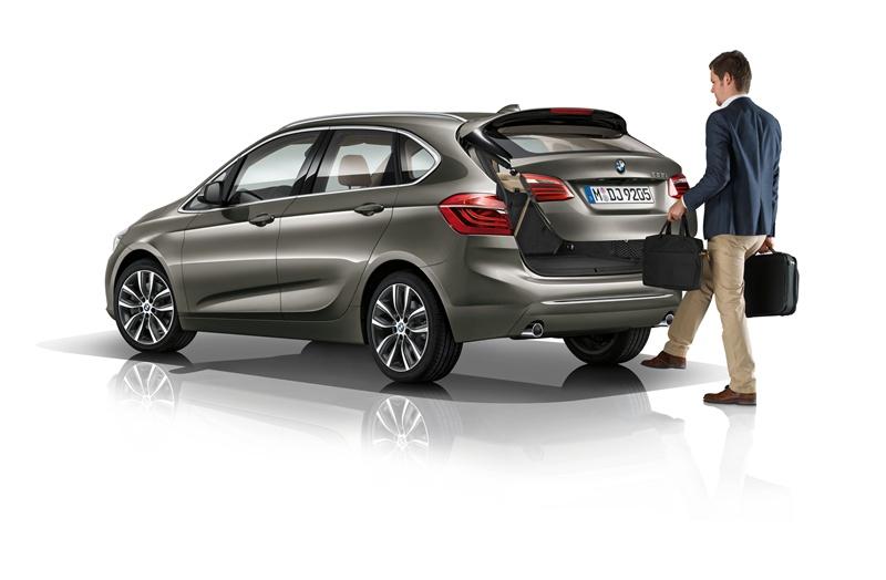 BMW Group deschide noi teritorii cu BMW Seria 2 Active Tourer