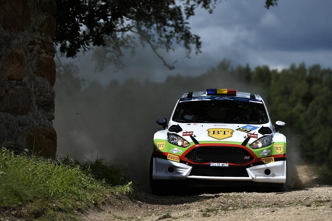 Napoca Rally Academy, gata de luptă pe suprafața preferată