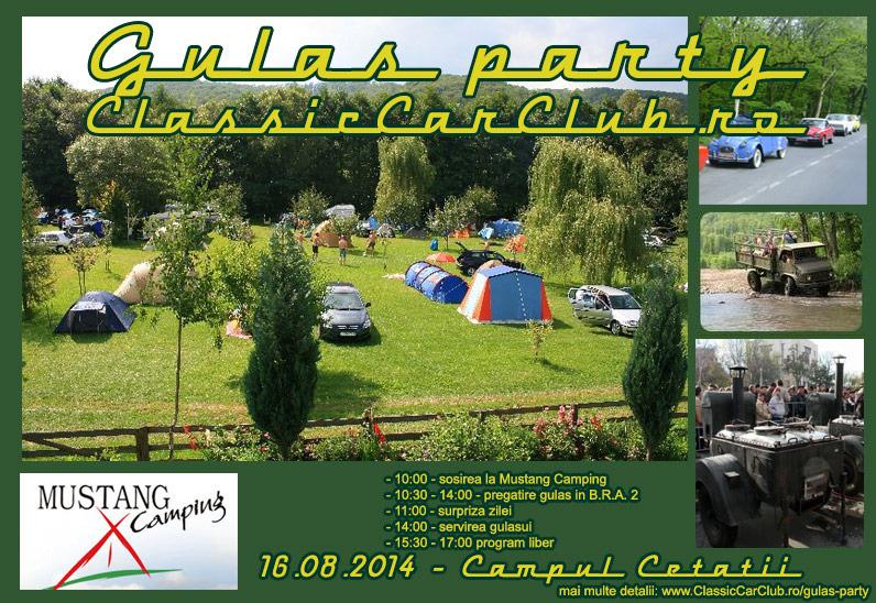 Gulas party – 2014