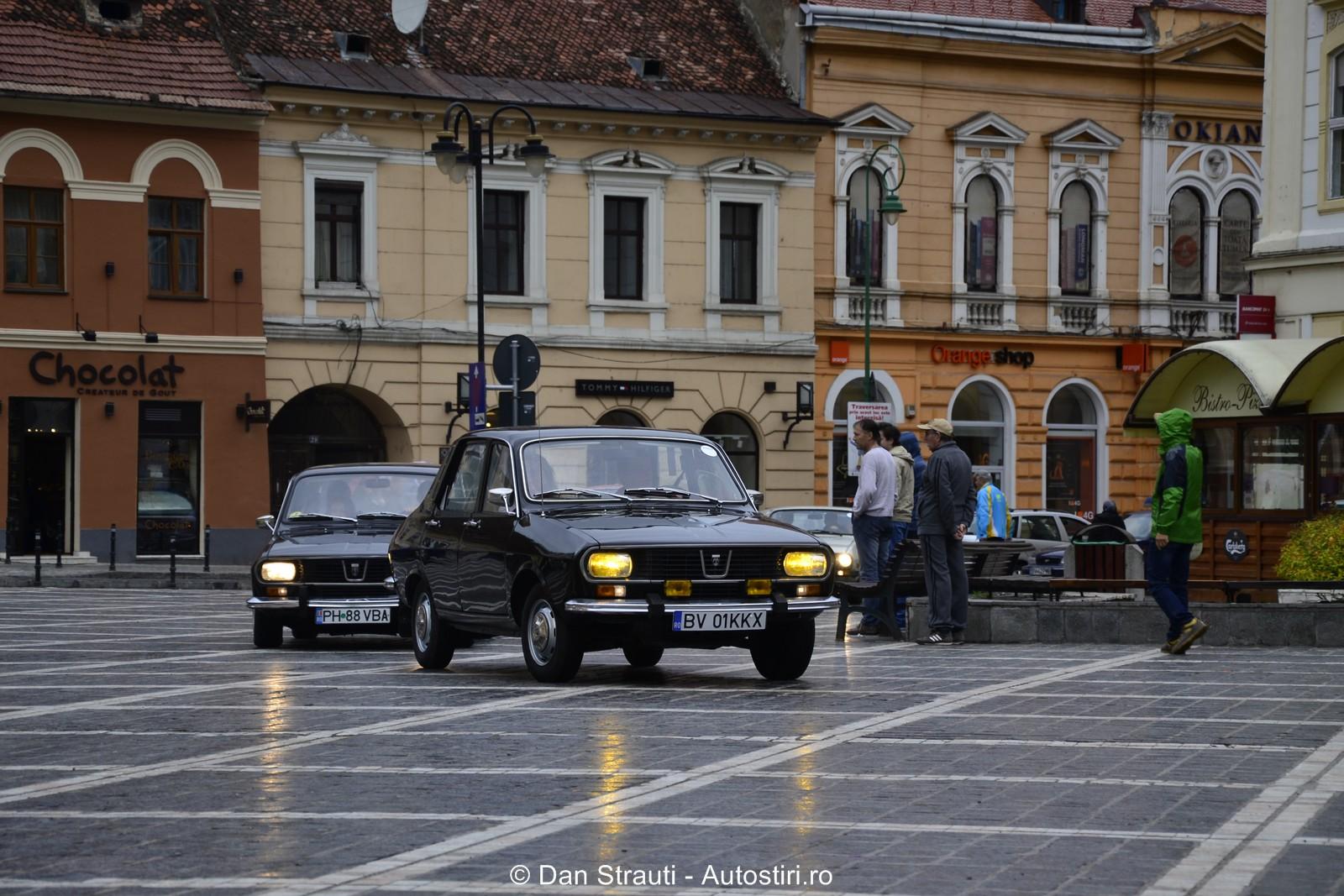 45 de ani de Dacia 1300